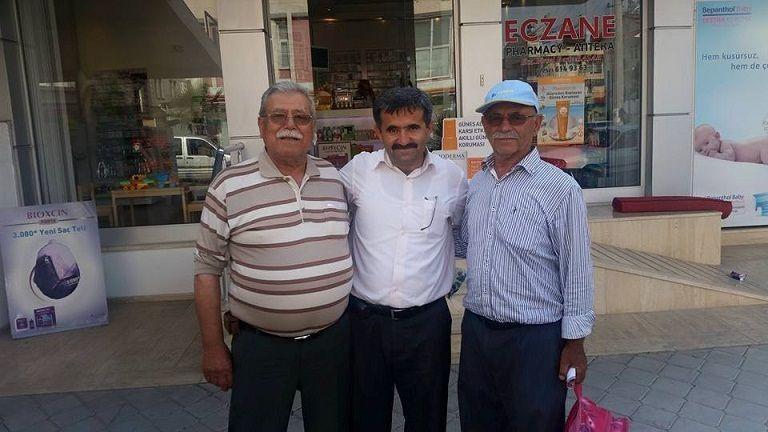 """NURİ ÖZTÜRK, """"MHP GÜNEŞ GİBİ DOĞACAK"""""""