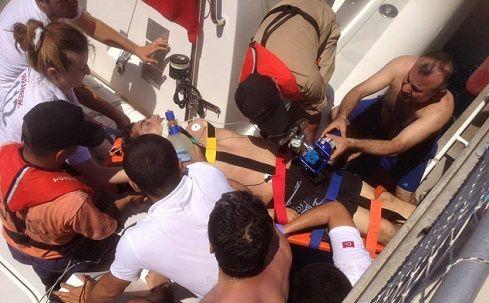 Teknede Kalp Krizi Geçirdi Hayatını Kaybetti
