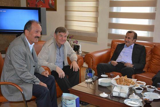 Bosnal� Ba�kan Fethiye�ye Hayran Kald�