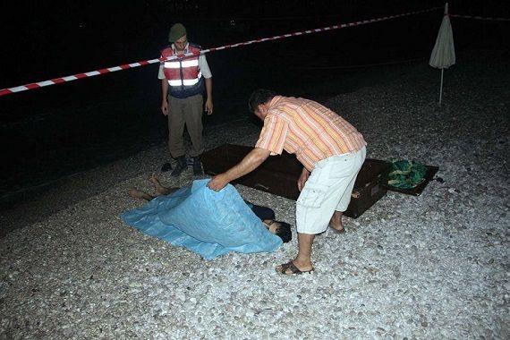 Pakistanlı Turist Boğuldu