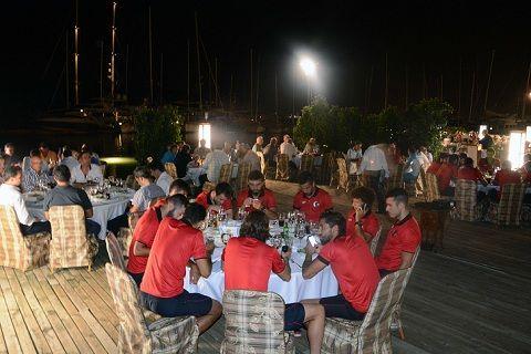 Ba�kan Saatc�, Fethiyespor Camias�n� Bir Araya Getirdi