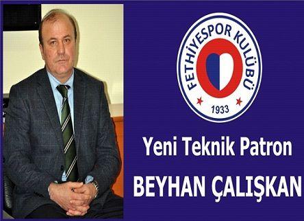 Beyhan �al��kan Yeniden Fethiyespor�da