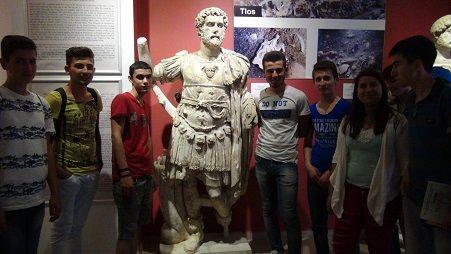 Çırak ve Kalfalardan Müze Ziyareti