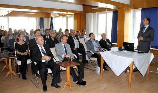 FSC Bilgilendirme Toplant�s� D�zenlendi