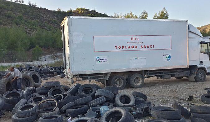 Fethiye Belediyesi Geri D�n���m �al��malar� Devam Ediyor