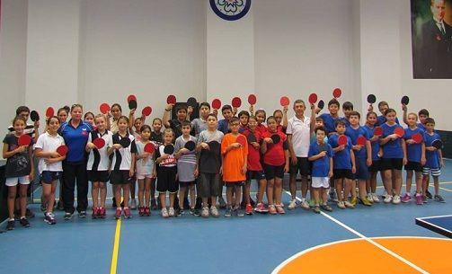 B�y�k�ehir Belediyesi�nden Masa Tenisi Turnuvas�